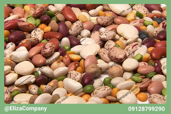 قیمت حبوبات خرم آباد