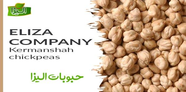 فروش انواع نخود ایرانی
