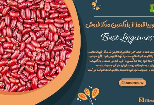 قیمت روز لوبیا قرمز خارجی